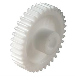 38 Zähne Zahnrad  Modul 0,7
